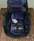 Рюкзак Bobby Антивор фиолетовый с USB портом, фото 9