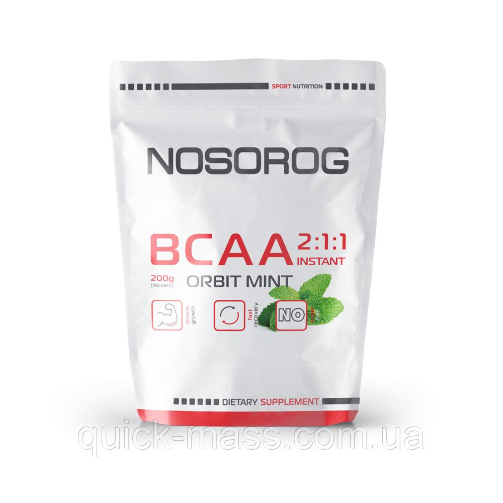 БЦАА Nosorog BCAA 2-1-1 200g