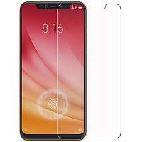 Защитное противоударное стекло для телефона  Xiaomi Mi 8  (Сяоми, стекло, стекло для смартфона)