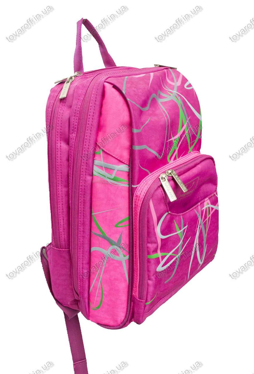 a5e74bfb3650 Оптом рюкзак школьный/городской - Розовый - MeShock (Bagland) - 14970, ...