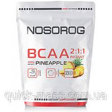 БЦАА Nosorog BCAA 2-1-1 400g