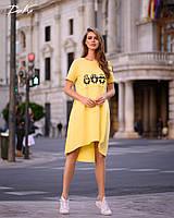 """Стильное платье мини + батал """" Здесь и сейчас """" Dress Code, фото 1"""