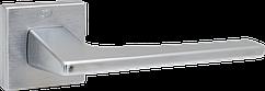 Ручка Convex 1495 квадратная розета, Матовый хром