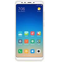 Защитное противоударное стекло для телефона  Xiaomi Redmi 5+ plus (Сяоми, стекло, стекло для смартфона)