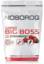 Гейнер Nosorog Big Boss Gainer 1,5kg