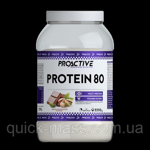 Протеїн Protein 80 ProActive 2270g