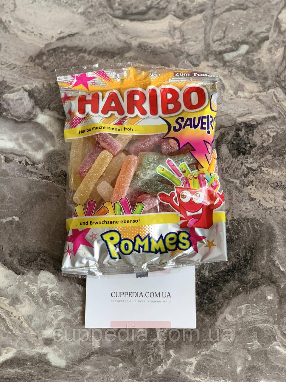 Желейні цукерки Haribo Pommes 200 грм