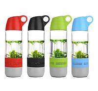 Колонка Bluetooth - спортивная бутылка для воды