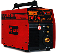 Сварочный инверторный полуавтомат EDON MIG 280