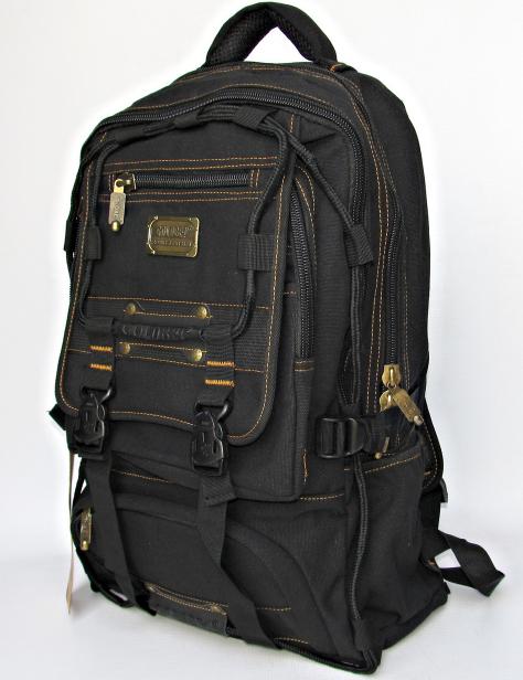 Рюкзак GOLD BE 98209 чёрный