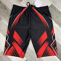 Плавки шорты купальные мужские Paidi, размеры 48-52, чёрные, 701