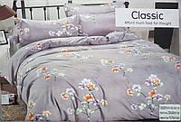 Комплект постельного белья фланель 100% хлопок евро