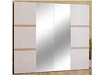 Шкаф для одежды Магнолия Ш-1682 (БМФ) 2200х570х2120мм