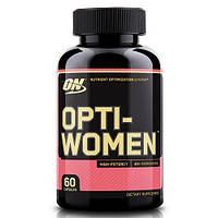 Вітаміни Opti-women Optimum Nutrition 60caps