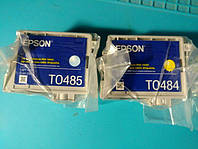 Комплект картриджей Epson T0487, фото 1