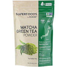 "Порошок из зеленого чая MRM ""Matcha Green Tea Powder"" натуральный (170 г)"