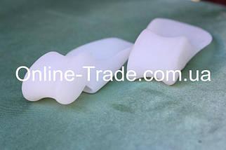 Гелевые накладки MEDICUS для коррекции и комфорта больших пальцев стопы, фото 3