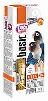 LoLo Pets Smakers LOVEBIRDS Лакомства для неразлучников с фруктами