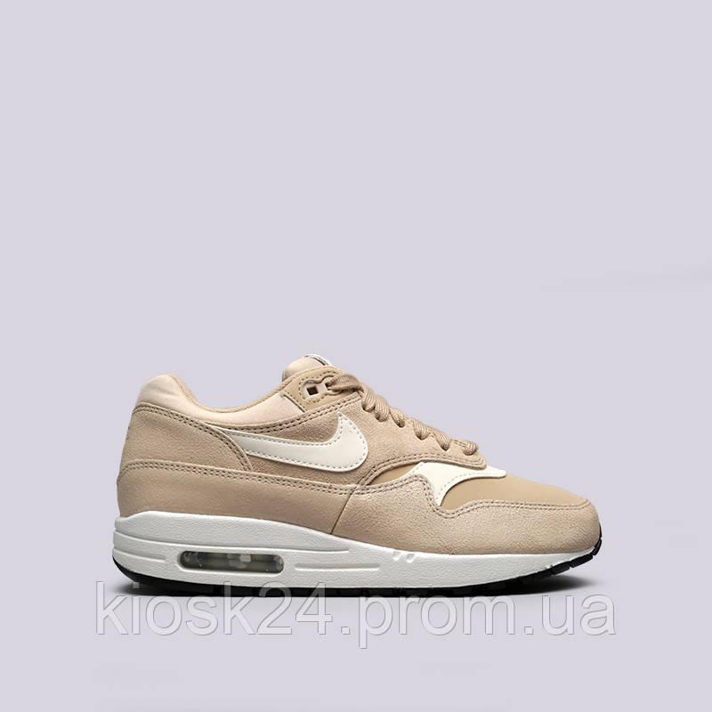 7865bf52 Оригинальные кроссовки Nike WMNS Air Max 1 Premium (454746-209) -  Sneakersbox -