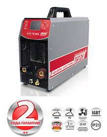 Аргонодуговой сварочный инвертор цифровой АДИ-200РAC AC/DC TIG/MMA