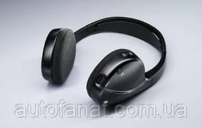 Оригинальные наушники BMW с инфракрасным блоком, Car IR Infrared Wireless Stereo Headphones (65122160494)