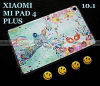 Женский силиконовый чехол RAY Faboluos Deer для планшета Xiaomi Mi pad 4 Plus 10.1, цветной бампер TPU