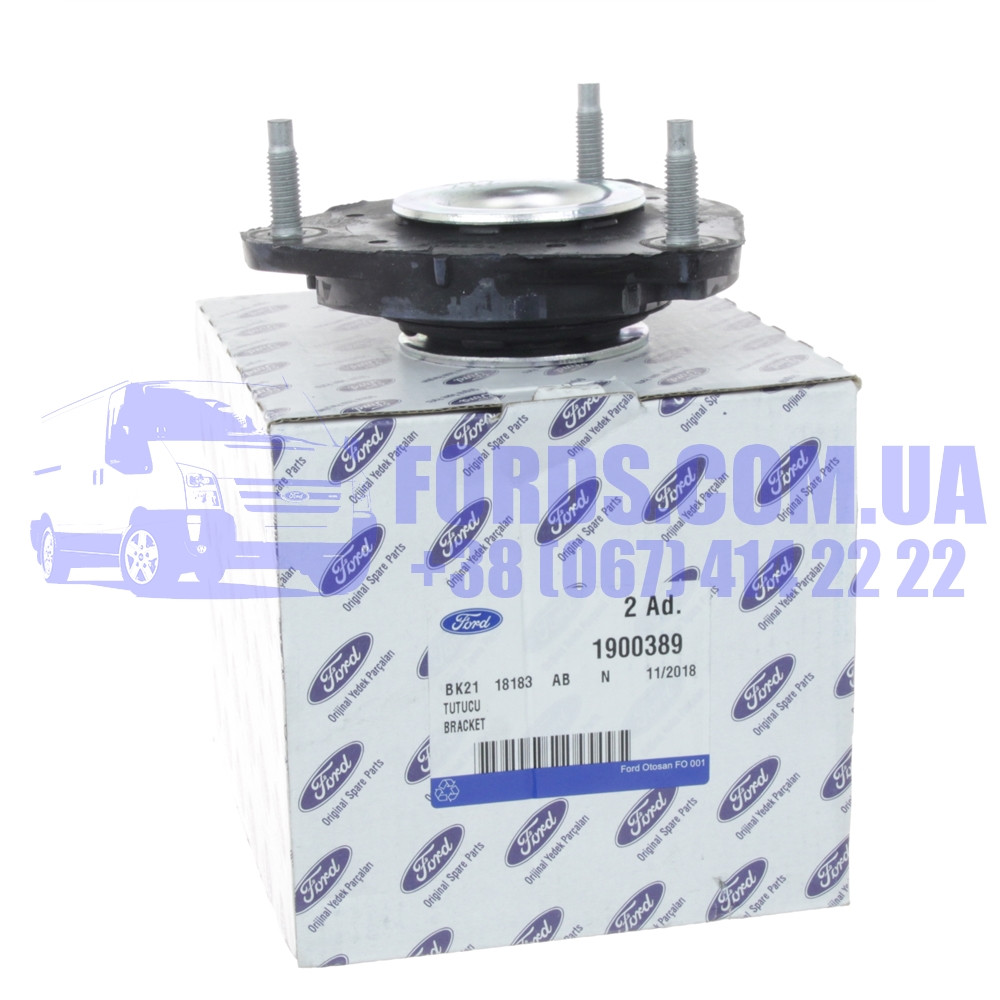 Опора амортизатора переднего FORD TRANSIT 2012- (1900389/BK2118183AB/1900389) ORIGINAL