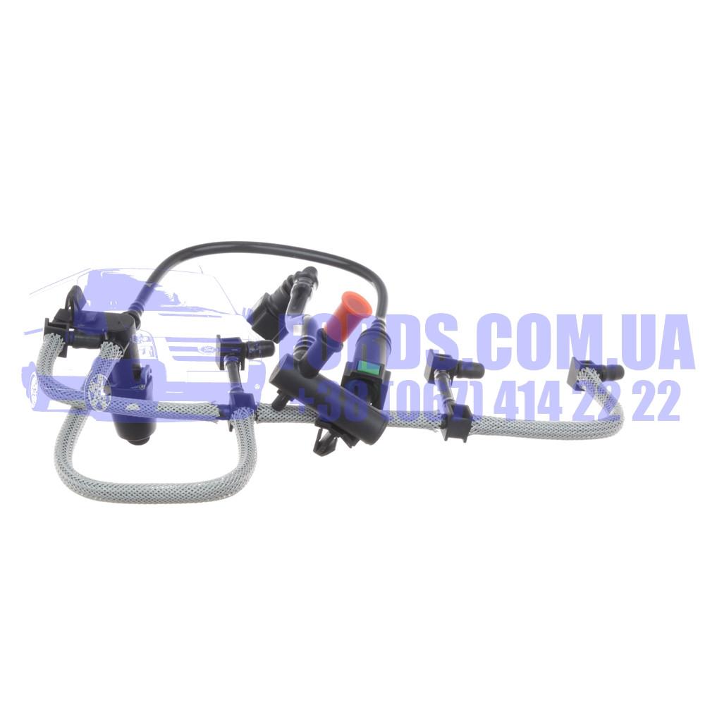 Трубка обратки FORD CONNECT/FOCUS/MONDEO 2002-2013 (1521487/4M5Q9K022AG/HMP4M5Q9K022AG) HMPX