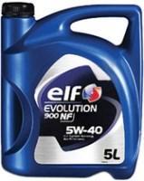 Моторное масло Эльф Elf Evolution 900 NF 5w-40 5 л