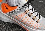 Мужские кроссовки Nike EXP-X14 (бело-оранжевые), фото 4