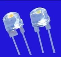 Мощный светодиод 0,5 Вт белый, синий, красный, желтый