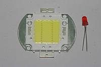 Мощный светодиод 20 Вт белый (холодный)