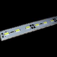 5730 светодиодная полоса 15W 12V на алюминиевой основе ( белый холодный; белый теплый)