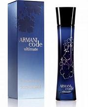 Женская оригинальная парфюмированная вода Armani Code Ultimate Pour Femme Giorgio Armani, 50ml NNR ORGAP /5-15