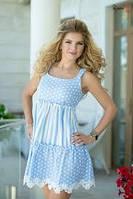 Женское платье с лена ТМ Bisou 7685