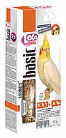 LoLo Pets Smakers COCKATIEL Лакомства для средних попугаев с орехами