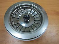 Выпуск (евро вентиль, сифон) без перелива , фото 1