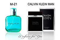 Мужские духи Man Calvin Klein 50 мл