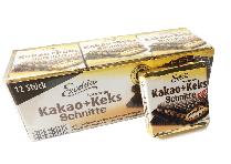 Вафли Excelsior Kakao Keks Schnitte с какао 250g/12шт. Германия