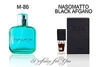 Мужские духи Black Afgano Nasomatto 50 мл
