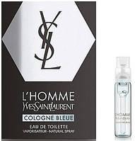 Мужские духи Yves Saint Laurent L'Homme Cologne Bleue