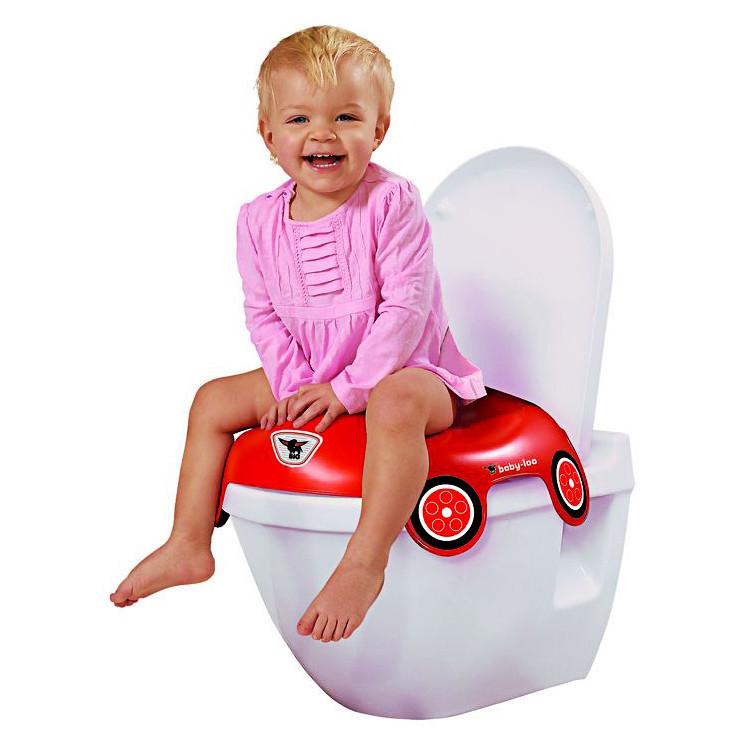 Накладка детская на унитаз Big Baby-loo 56806