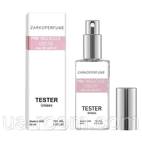 Тестер DUTYFREE унисексZarkoperfume Pink Molécule 090.09, 60 мл., фото 2