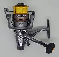 Катушка Carpe Diem Capitan IFR 6000 9+1BB с байтранером на низкопрофильной шпуле
