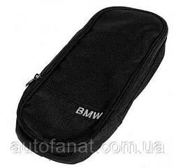 Оригинальный карман BMW для емкости с маслом для дозаправки 1л (83292158848)