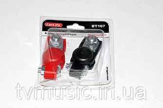 Клеммы аккумуляторные CarLife BT107