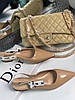 Крутые женские сандалии Dior cruis 2018 (реплика)