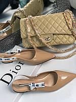 Крутые женские сандалии Dior cruis 2018 (реплика), фото 1