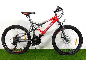"Велосипед Azimut Scorpion 24"" D рама 17"
