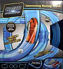 Светящиеся трубопроводные гонки CHARIOTS SPEED PIPES / трубопроводный автотрек / гоночный трек (37 деталей), фото 5